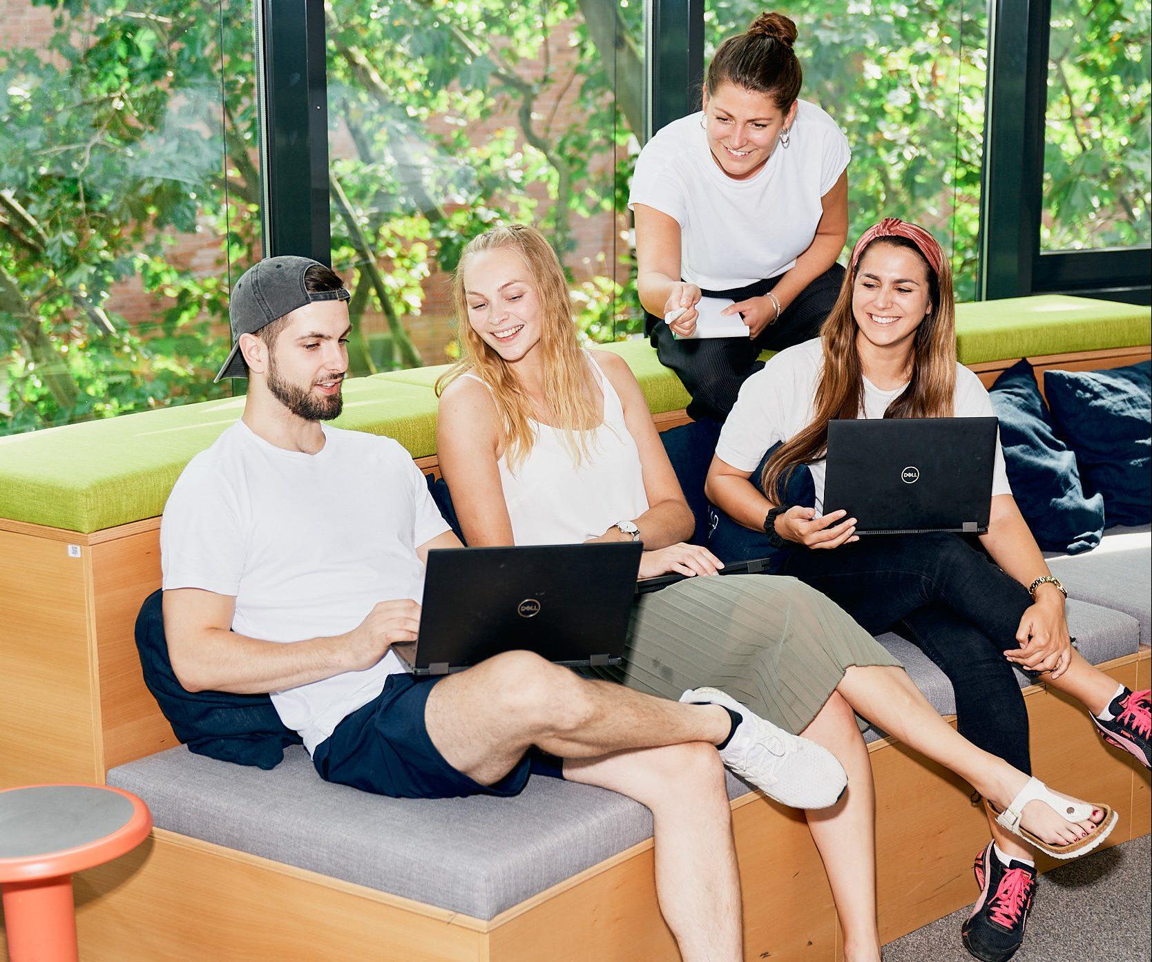 Unternehmenskultur trotz Home Office