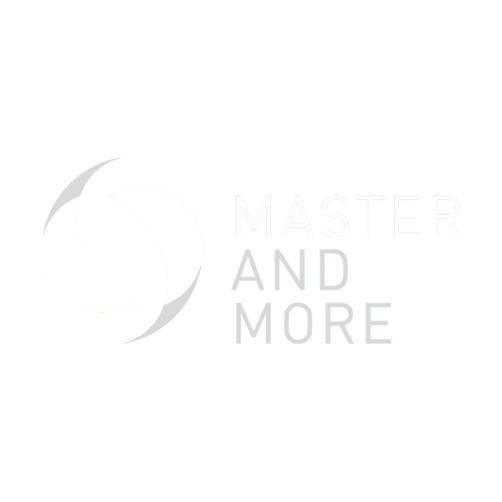 master and more